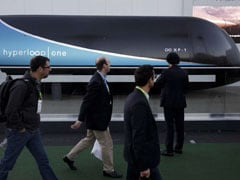 HyperloopTT Signs Deal To Build High-Speed Test Track In China