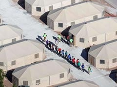 Teen Taken At US Border Tells Of 'Icebox' Cages With 60 Girls