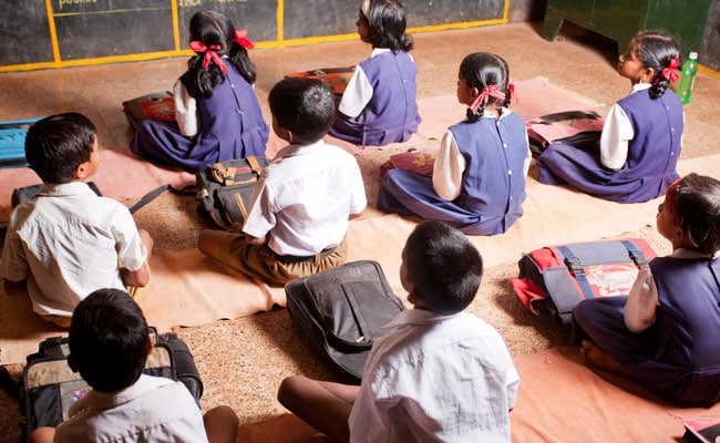 Lok Sabha Passes Bill Allowing Detention Of School Children In Classes 5, 8