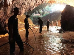 Thai Cave Rescue Nearly Ended In Disaster. 20 Rescuers Were Still Inside