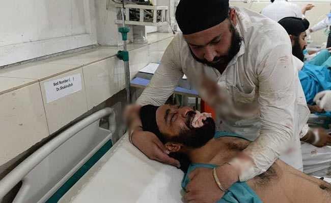 jalalabad afghanistan attack afp