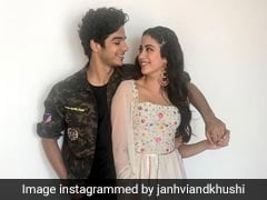 Buddy Workout: Watching Janhvi Kapoor And Ishaan Khatter Working Out Together Is Pure Inspiration