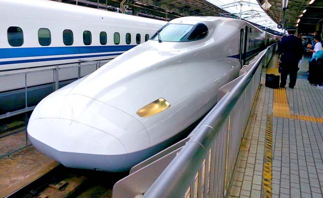 Godrej Group Moves Court Against Land Acquisition For Bullet Train Project