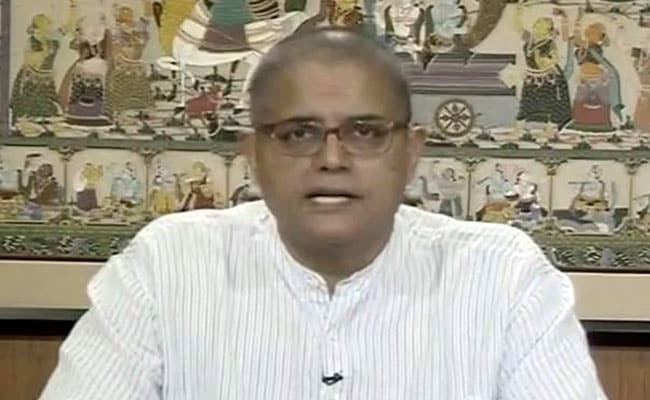 Baijayant Panda Requests Speaker To Accept Resignation From Lok Sabha