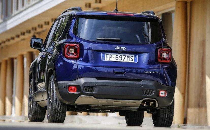 jeep renegade facelift