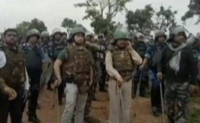 500 Cops In Jharkhand Village, Cash Reward For Intel On Missing Policemen