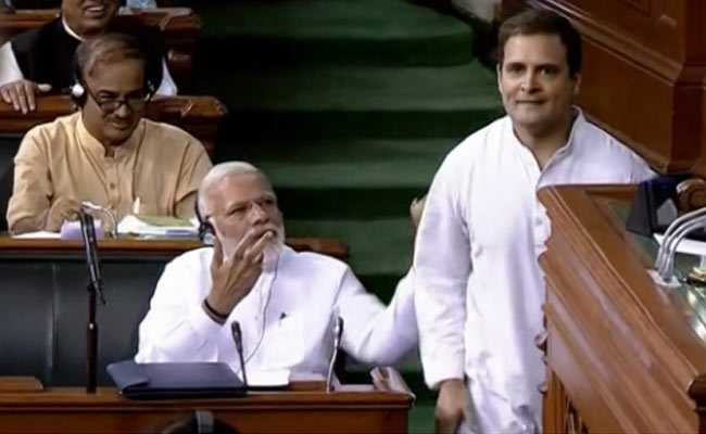 Rahul Gandhi Calls PM Modi's Speech 'Weak'