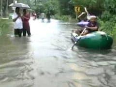 1.18 Lakh People In Relief Camps As Heavy Rain Pounds Parts Of Kerala