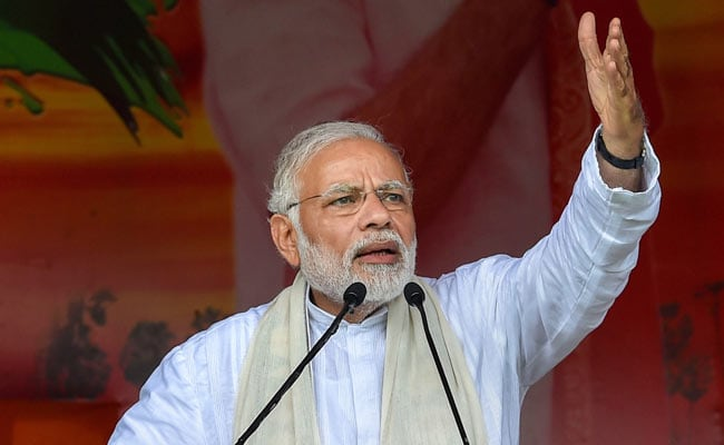 PM Modi Has Become Dhritarashtra, BJP Is Duryodhan: Congress
