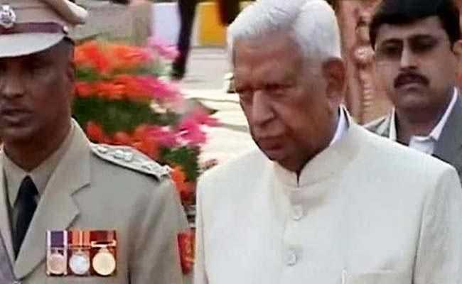 कर्नाटक के राज्यपाल के फैसले पर उठे सवाल