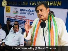 'हिंदू पाकिस्तान' वाले बयान पर हुए विवाद के बाद शशि थरूर को कांग्रेस ने चेताया