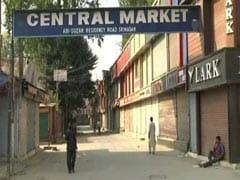 अनुच्छेद 35-ए की वैधता कानूनी चुनौती के खिलाफ जम्मू-कश्मीर में अलगाववादियों का बंद