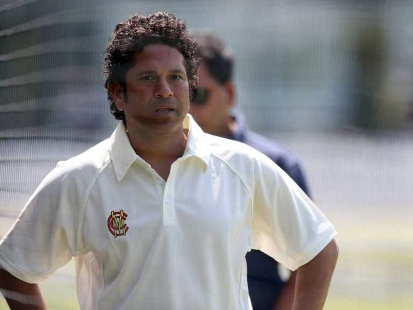 Age shouldn't be criteria for selection: Sachin Tendulkar