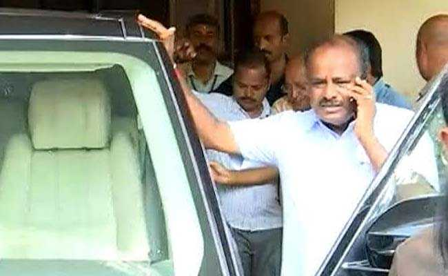 Congress Insisted That I Become Chief Minister, Says HD Kumaraswamy