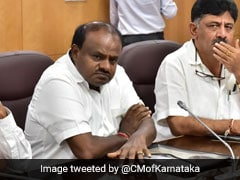 """Karnataka Government """"Diverted"""" Rs 50 Crore To Congress Fund: BJP Member"""
