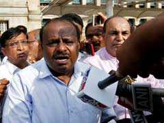Kumaraswamy May Have Two Deputies, Will Take Oath Alone, Says Congress