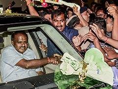एचडी कुमारस्वामी के शपथग्रहण से निकलेगा 2019 का रास्ता? इन नेताओं को निमंत्रण दे विपक्षी का मेगा शो बनाने की तैयारी