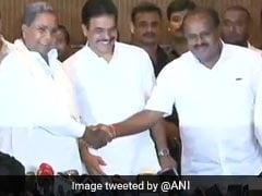 कर्नाटक: कुमारस्वामी ने विभागों का किया आवंटन, वित्त मंत्रालय अपने पास रखा