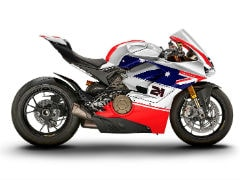 'Race of Champions' Ducati Panigale V4 S Bikes Auctioned On eBay