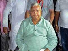 Ahead Of No-Trust Vote, JDU Wants Probe Of Lalu Prasad's Call Details