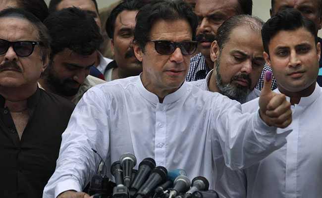 Pakistan Election Results  2018 UPDATES: पाकिस्तान में वोटों की गिनती जारी, इमरान खान की पार्टी को बढ़त