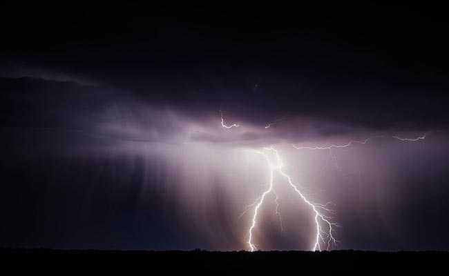 2 Girls Die In Lightning Strike In Jharkhand's Palmau District