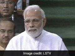 इतिहास के पन्नों को उलट PM मोदी ने बताया, आखिर क्यों वह कांग्रेस से नहीं मिलाना चाहते हैं आंखें