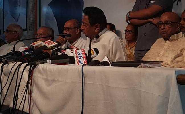 मध्य प्रदेश में विधानसभा चुनाव सिर पर, कमलनाथ के अध्यक्ष बनने के बाद भी कांग्रेस में वही 'ढाक के तीन पात'