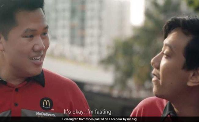 Ramadan पर मैकडोनाल्ड ने बनाया दिल छूने वाला एड, वायरल हो रहा है वीडियो