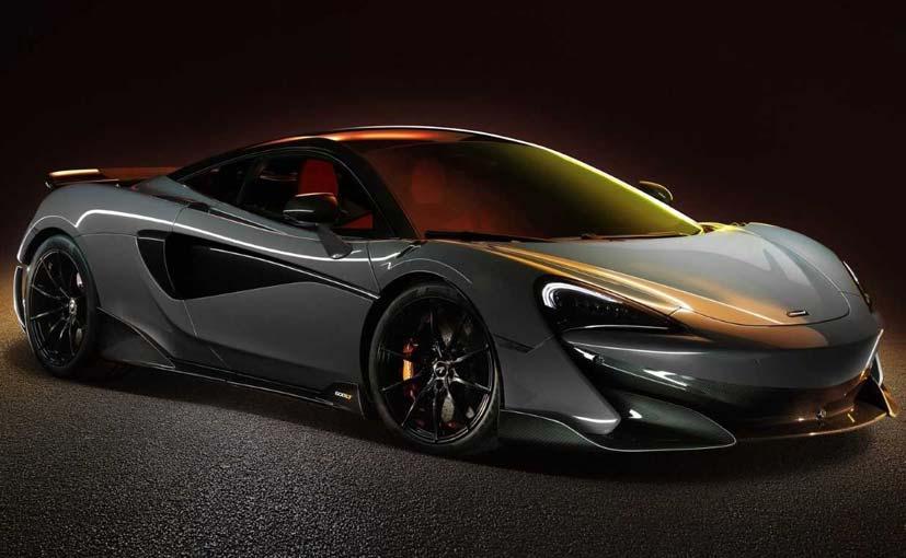 McLaren Automotive unveils £1.2bn investment plan
