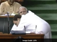 Shiv Sena Praises Rahul Gandhi, Says His Hug Was