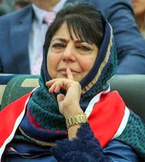 On BJP Accusations After Split, Mehbooba Mufti's Pointed Rebuttal