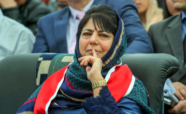 At Least 21 PDP Lawmakers Pledge Support To Mehbooba Mufti: Sources