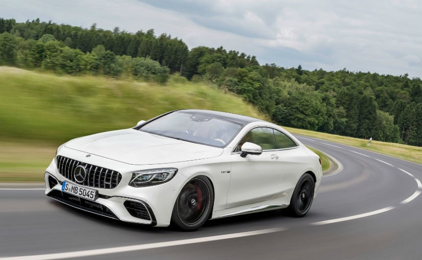 2018 Mercedes-AMG S63 Coupe Launch Highlights: Price, Specifications, Features