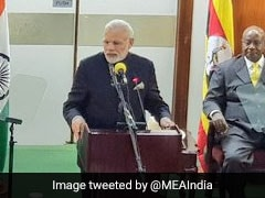 India To Build Gandhi Heritage Centre In Uganda, Says PM Modi