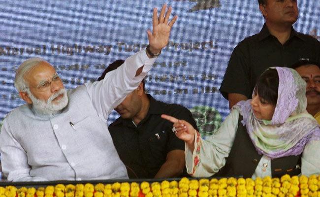From Kathua Rape To Kashmir Floods, 5 Times BJP-PDP Had A Fallout