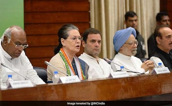 'Committed To Making Alliance Work': Sonia Gandhi On 2019 Strategy