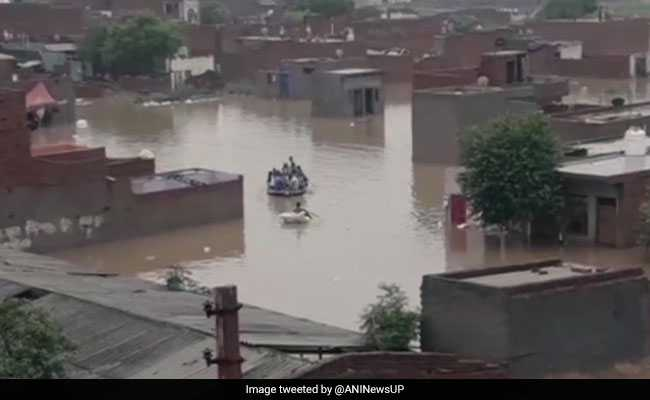 12 Killed, 5 Injured In Rain-Related Incidents In Uttar Pradesh