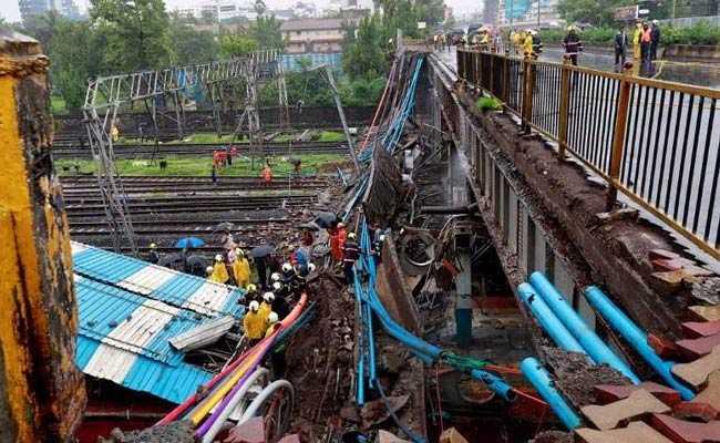Railways Forms 10 Teams To Inspect 445 Mumbai Bridges