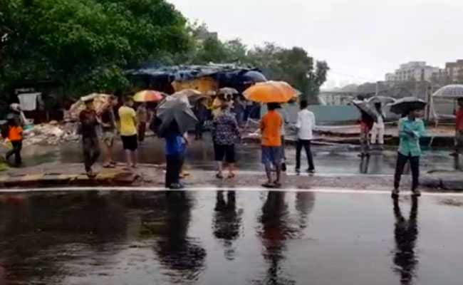 Weather Live Updates: Heavy Rain Alert In Uttarakhand, Train Services Disrupted In Mumbai