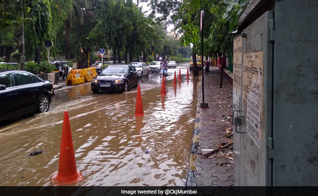 Mumbai Weather: Mumbai On Heavy Rain Alert, No Weekend Off