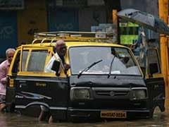 Mumbai Rain Highlights: Roads Remain Waterlogged, Train Services Disrupted