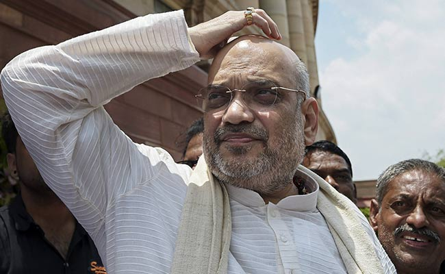 Amit Shah In 1,800 Delhi BJP WhatsApp Groups To 'Stem Fake News'