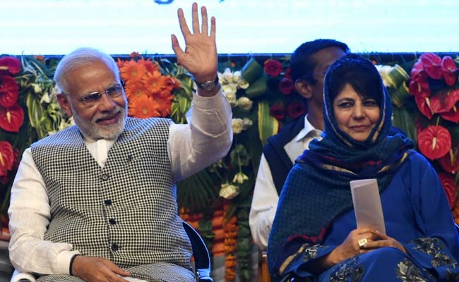 LIVE Updates: President Approves Governor's Rule After PDP-BJP Coalition Collapses