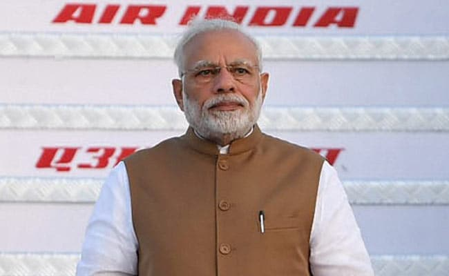 PM Modi's Foreign Travel Since 2014 Cost Rs 1,484 Crore: Centre