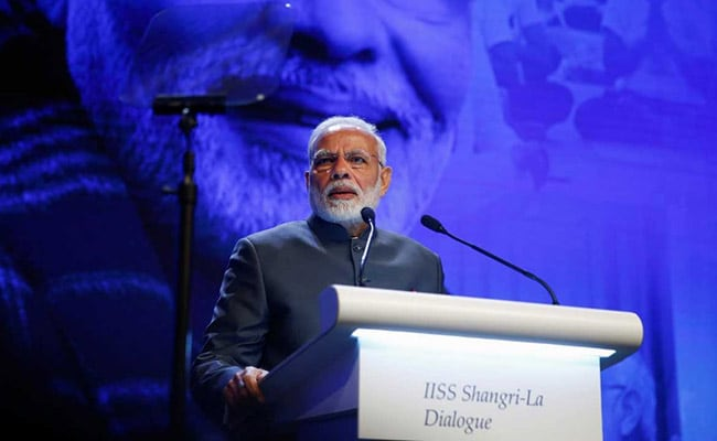 'Have Noted His Positive Remarks': China On PM Modi's Singapore Speech