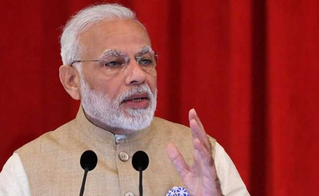 PM Modi Bats For RuPay Says Digital India Is Fight Against Touts