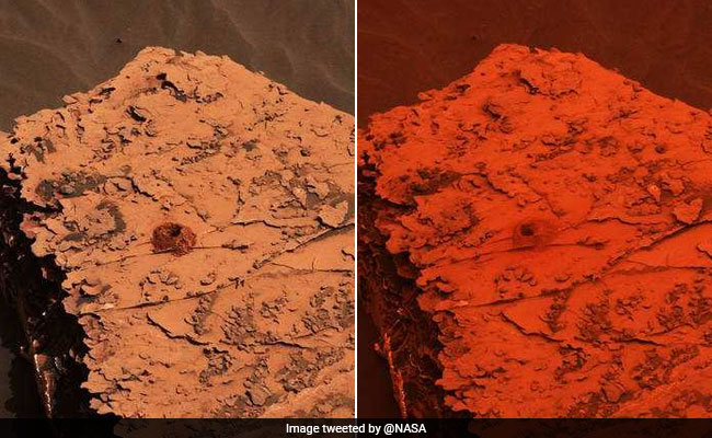 nasa images of mars