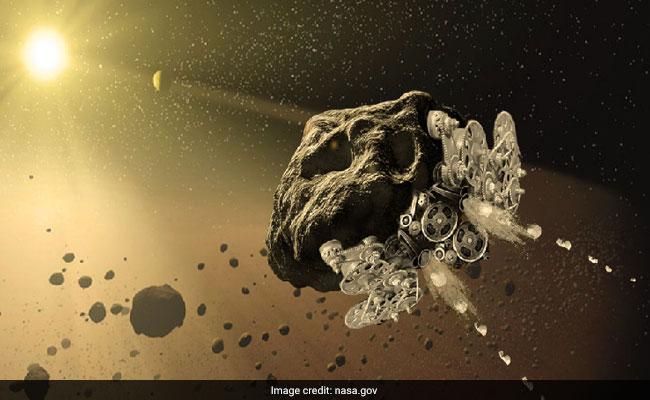 नासा को मिली बड़ी कामयाबी, दुर्लभ दोहरे क्षुद्रग्रह की हुई खोज