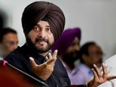 Navjot Sidhu, Others Not Invited For PM Oath, Says Imran Khan's Party
